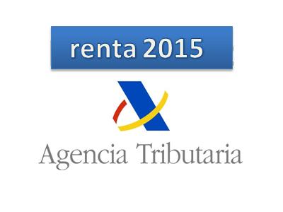 Renta 2015 Pontevedra